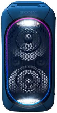 Музыкальный центр Mini Sony GTK-XB60/LC синий