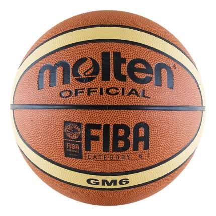 Баскетбольный мяч Molten BGM6 Размер 6