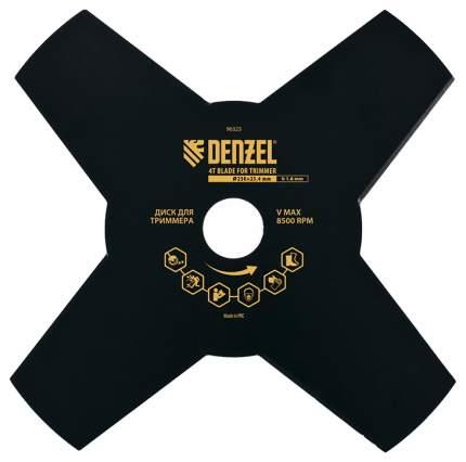 Диск режущий для триммера DENZEL 230 х 25,4 мм 96323