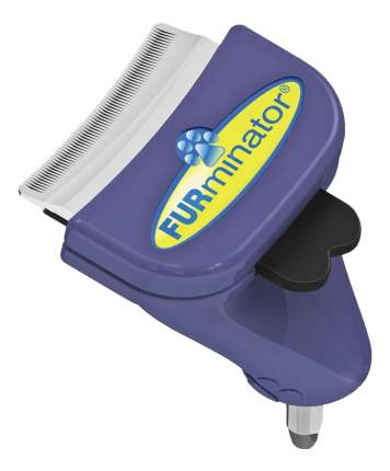 Насадка для фурминатора FURminator® FURflex против линьки S для собак мелких пород