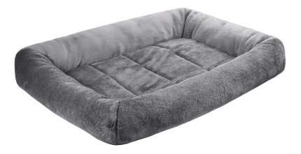 Лежанка для собак Дарэлл 70x100x10см серый