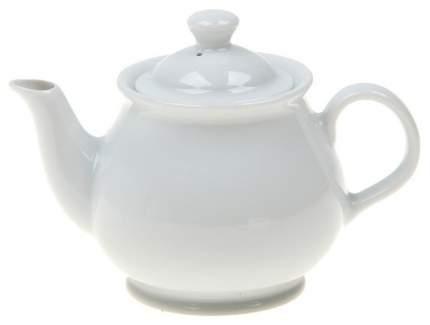 Чайник Башкирский фарфор Классик 400 мл, 1 шт,