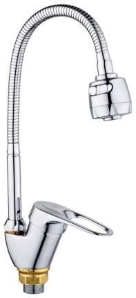 Смеситель для кухонной мойки РМС SL55-016F хром