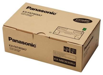 Фотобарабан Panasonic KX-FAD404A7 Черный