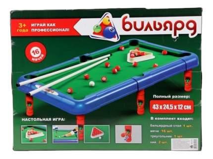 Настольная игра Shantou Gepai Бильярд 2264