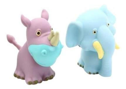 Игрушка для купания Zhorya Носорог и слон