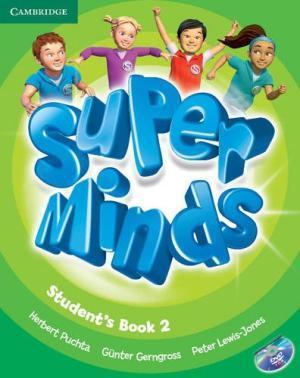 Super Minds 2 SB+DVD