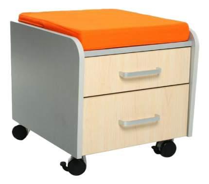 Комод пеленальный Comf-Pro BD-C2M/KY клен/оранжевая