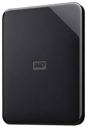Внешний диск HDD WD Elements SE 1TB Black (WDBEPK0010BBK-WESN)