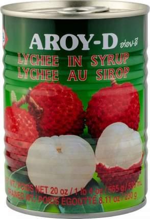 Личи Aroy-D в сиропе 565 г