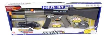 Игровой набор Полиция автомат, граната, нож Shantou Gepai 34210