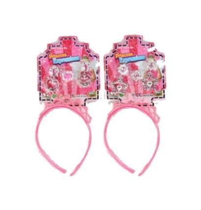 Набор украшений Shantou Gepai princess expressions тиара с аксессуарами 1606X120