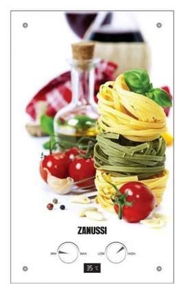 Газовая колонка Zanussi GWH 10 Fonte Glass La Spezia multicolor