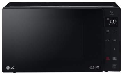Микроволновая печь соло LG MS2595GIS black