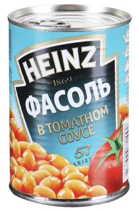 Фасоль Heinz в томатном соусе 415 г