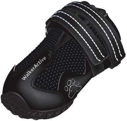 Обувь для собак TRIXIE размер M, 2 шт черный