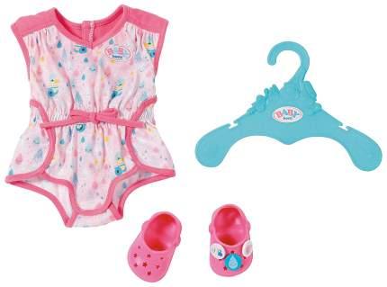 Пижамка с обувью и вешалкой для Baby Born Zapf Creation
