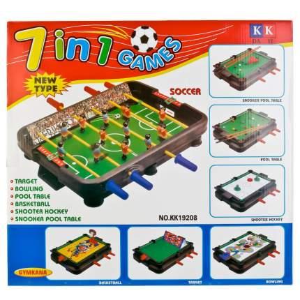 Набор настольных спортивных игр 7 в 1 Shantou Gepai B72984