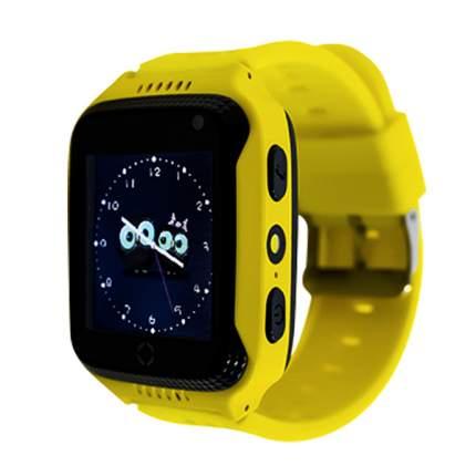 Детские смарт-часы Smart Baby Watch G100 Yellow/Yellow