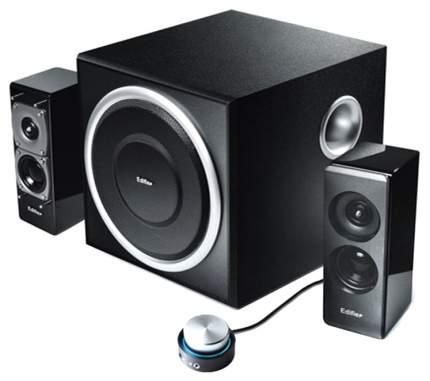 Акустическая система 2.1 Edifier S330D, Черный