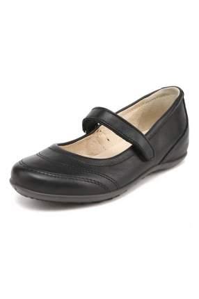 Туфли детские IMAC, цв.чёрный, р-р 33