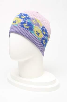 Шапка женская FREE AGE ZG 42001-L фиолетовая 52