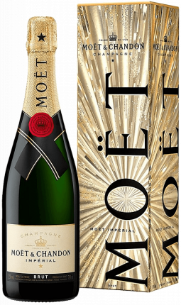Imperial Brut Moet & Chandon (gift box)