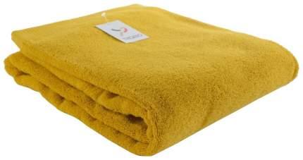 Полотенце банное горчичного цвета Essential 90х150
