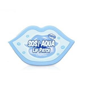 Маска-патч для губ BERRISOM SOS OOPS AQUA LIP PATCH