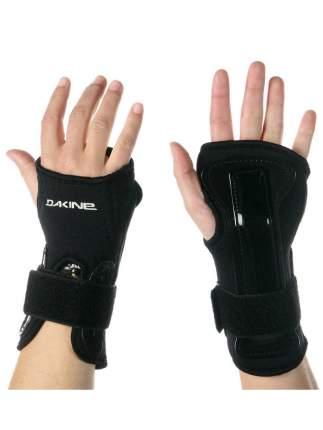 Защита запястий Dakine Wristguard W16 черная, L