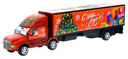 Машина спецслужбы Woow Toys С Новым Годом 3527607