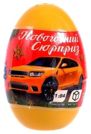 Легковая машина Автоград Новогодний сюрприз 4194410 в ассортименте