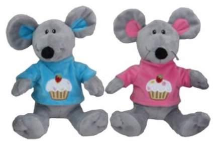 Мягкая игрушка FluffyFamily Мышь Сластена 681640