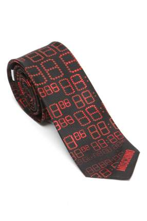 Галстук мужской MOSCHINO S50000001-MO красный