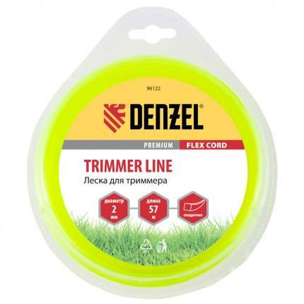 Леска для триммера DENZEL Flex cord 96122
