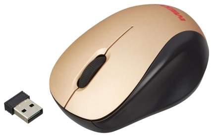 Беспроводная мышка ProMEGA Jet WM-766 Gold/Black (728269)