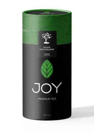 Премиум чай черный Joy лесное наслаждение 100 г