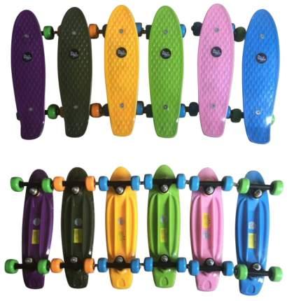 Скейт с пластиковыми колесами Navigator