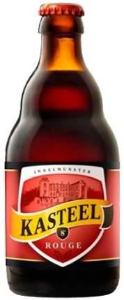 Пиво Van Honsebrouck Kasteel Rouge 0.33 л