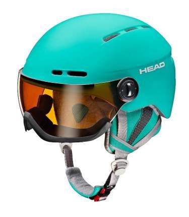 Горнолыжный шлем Head Queen Turquoise 2018 turquoise, M/L