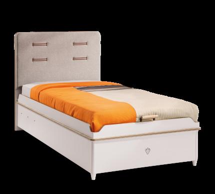 Кровать с подъемным механизмом Cilek Dynamic 100х200 см, бежевый