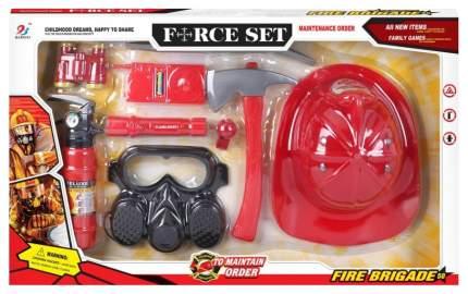 Игровой набор Наша Игрушка Пожарный