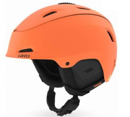 Горнолыжный шлем Giro Range Mips 2019, оранжевый, L