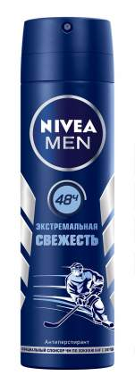 Антиперспирант Nivea Экстремальная свежесть Кул Кик мужской 150 мл