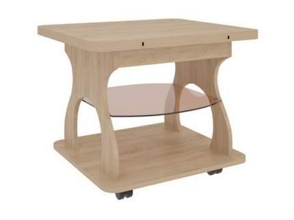 Журнальный столик Mebelson Купер MBS_CZ_009_2 60/120х70х51,6 см, дуб сонома