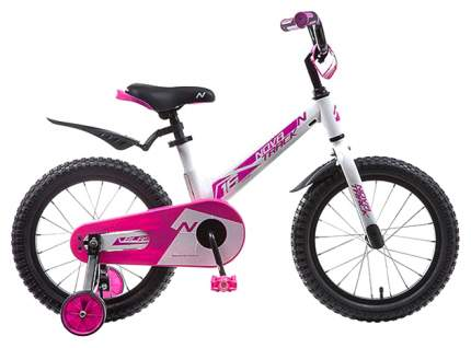 "Велосипед Novatrack ""Blast"" (цвет: фуксия, 16"")"