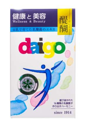 Напиток концентрированный Daigo ферментированный на основе Сои