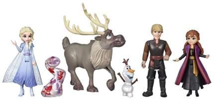 Игровой набор из 5 фигурок Disney Hasbro Холодное сердце 2