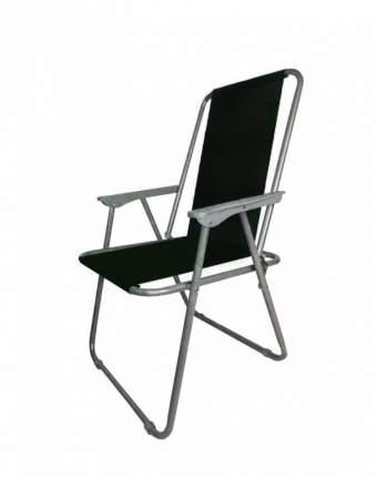 Кресло складное с подлокотниками Reka RK-0134 черное