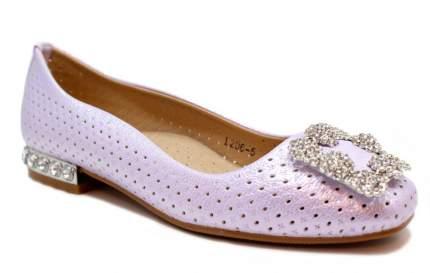 Туфли camidy праздничные для девочки l206-5 р.35